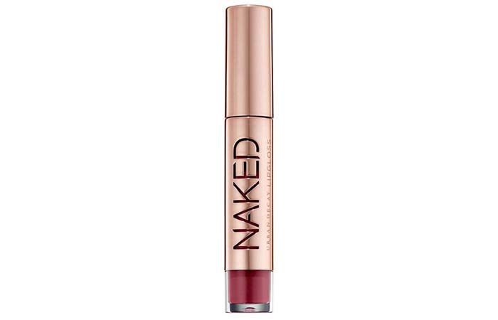 Best Lip Gloss Brands - Must Try Urban Decay Naked Lip Gloss
