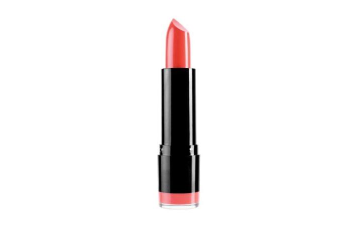 Best Coral Lipsticks - 2. NYX Round Lipstick Femme