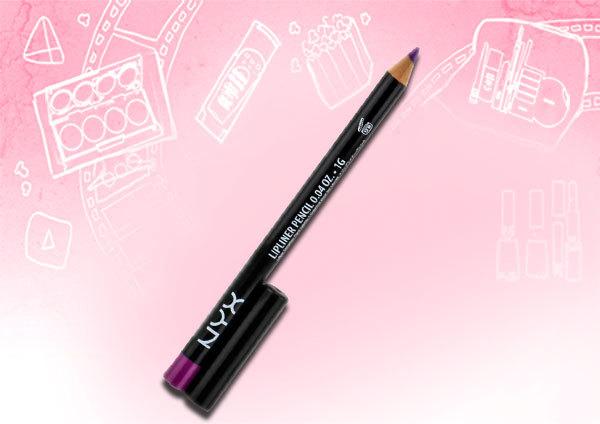 NYX Slim Lip Pencil – Purple Rain Source