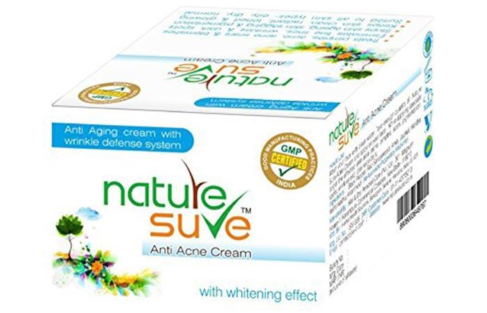 Nature Sure Anti-Acne Cream - Anti-Acne And Anti-Pimple Creams