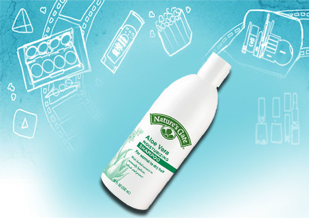 Nature's Gate Aloe Vera Treatment Shampoo