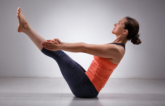 Naukasana - Yoga for Weight Loss