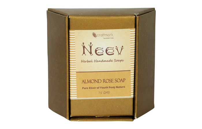Neev Almond Rose Soap