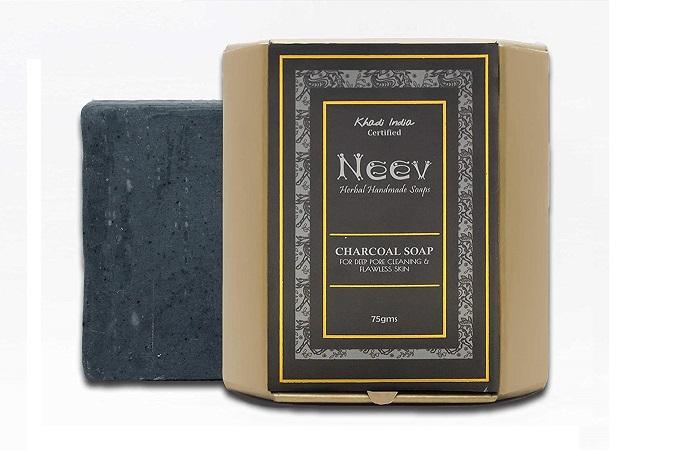 Neev Herbal Handmade Charcoal Soaps