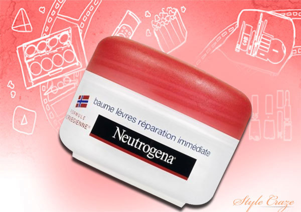 Neutrogena Immediate Repair Lip Balm