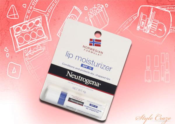 Neutrogena Lip Moisturizer SPF15