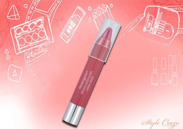 Neutrogena Moisture Smooth Color Stick Bright Berry