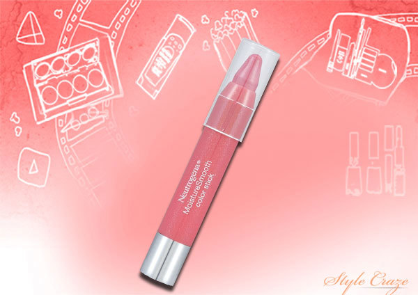 Neutrogena Moisture Smooth Color Stick Sweet Watermelon