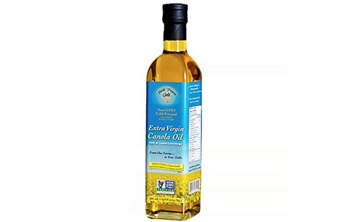 North Prairie Gold Extra Virgin Canola Oil