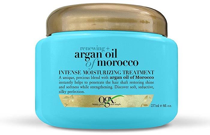 OGX Argan Oil Of Morocco Intense Moisturizing Treatment