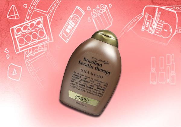 Organix Brazilian Keratin Therapy Shampoo