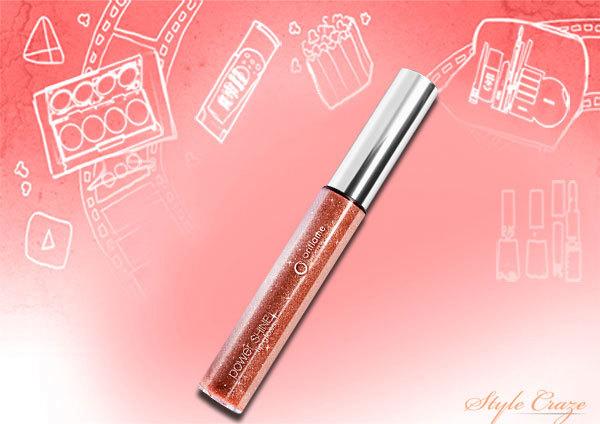 Oriflame Beauty Power shine-soft Coral Lip Gloss