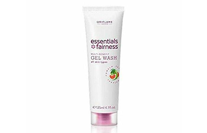 Oriflame Essentials Fairness 5-in-1 Gel Wash