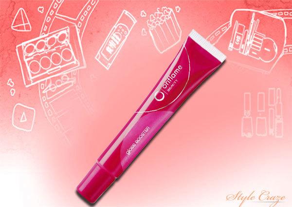 Oriflame Gloss Booster Sugar Glaze