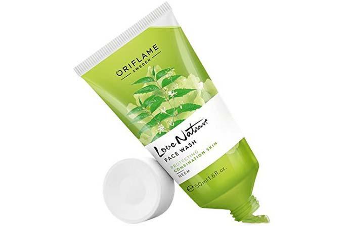 Oriflame Love Nature Face Wash – Neem