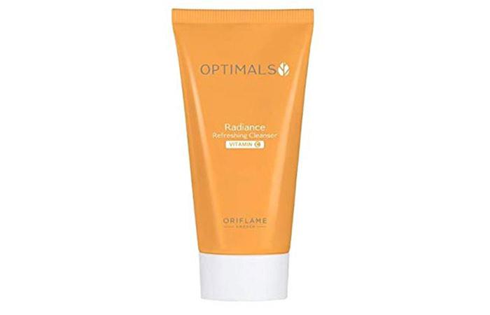 Oriflame Optimals Radiance Refreshing Cleanser