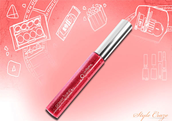 Oriflame Power Shine Lip Gloss- Red Ovation