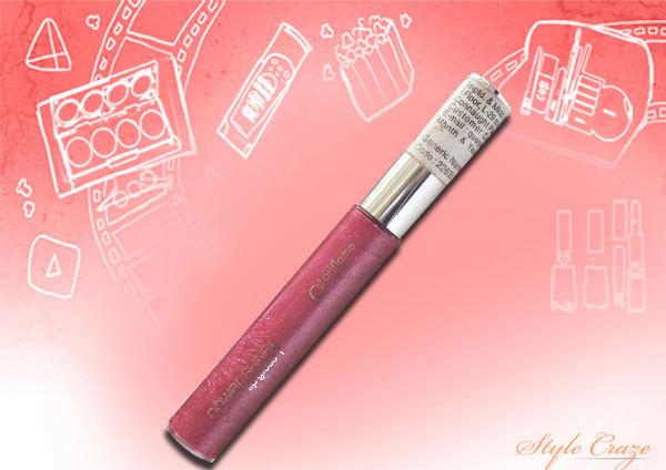 Oriflame Power Shine Lip gloss - Trendy Berry
