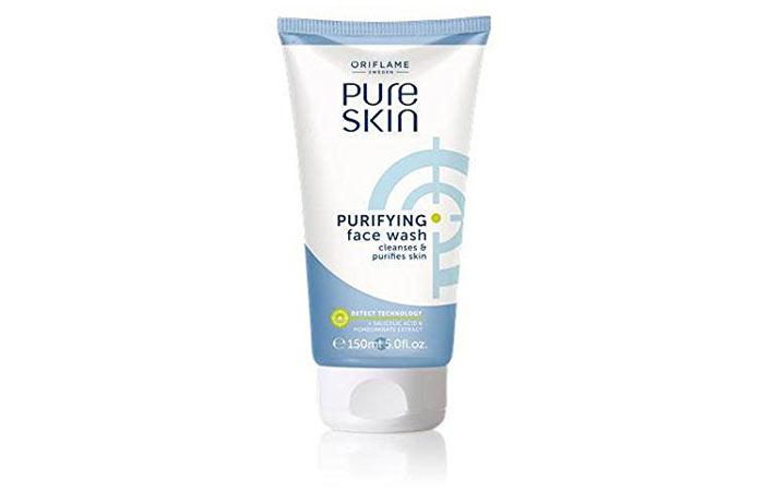 Oriflame Pure Skin Face Wash