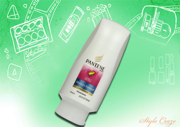 Pantene Pro-V Curly Hair Series Dry to Moisturize Conditioner