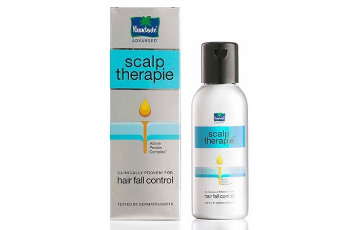 Parachute Advanced Scalp Therapie Hair Fall Control Oil - Hair Growth Oils