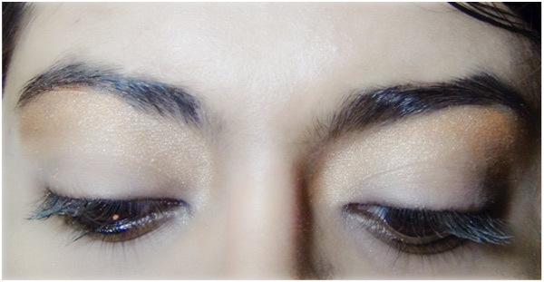 Peacock Eye Makeup 4