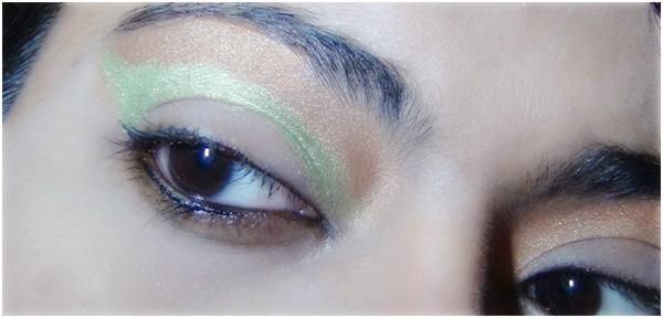 Peacock Eye Makeup 5