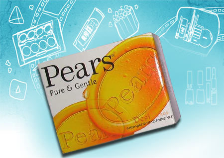 Pears Pure and Gentle Bar