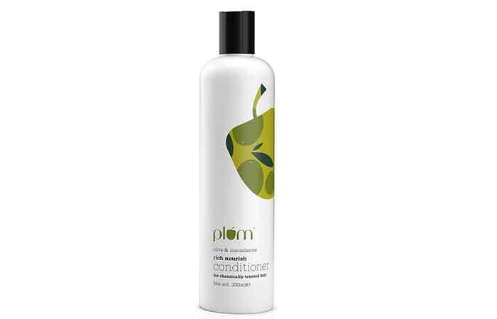 Plum Olive And Macadamia Rich Nourish Conditioner - 300ml