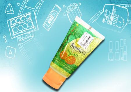 Revayur Neem Orange Face Wash