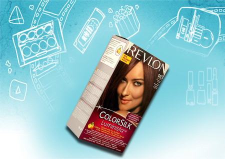 Revlon Colorsilk Hair Color Luminista
