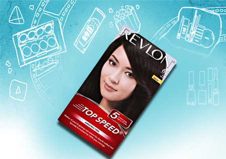 Revlon Top Speed Hair Color