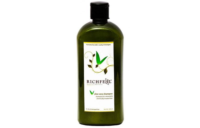 Aloe vera shampoo - Richfeel Aloe Vera Shampoo