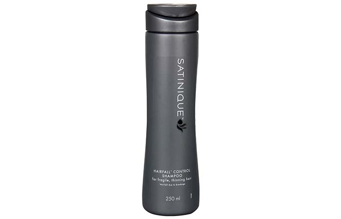 Satinique Hairfall Control Shampoo For Fragile, Thinning Hair