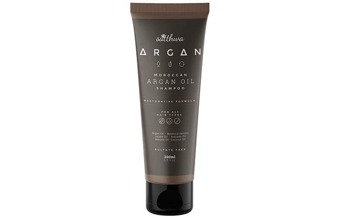 Sattwa Moroccan Argan Oil Shampoo