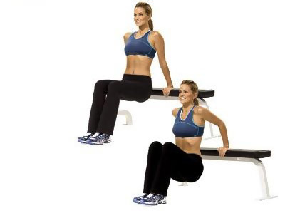 Seated Dips