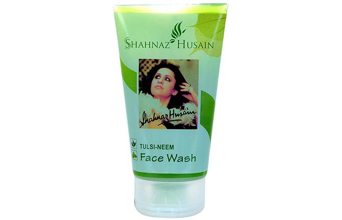 Shahnaz Husain Tulsi-Neem Face Wash