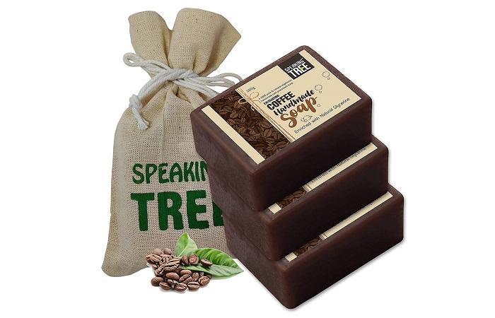 Speaking Tree Coffee Handmade Soap
