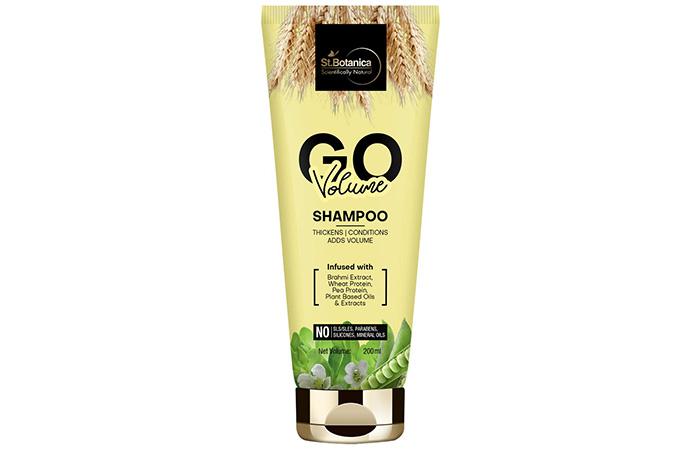 St. Botanica Go Volume Shampoo
