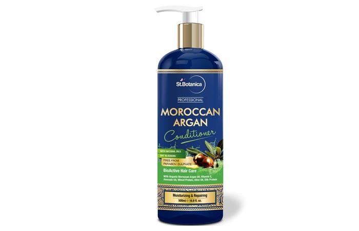 St. Botanica Moroccan Argan Conditioner-1