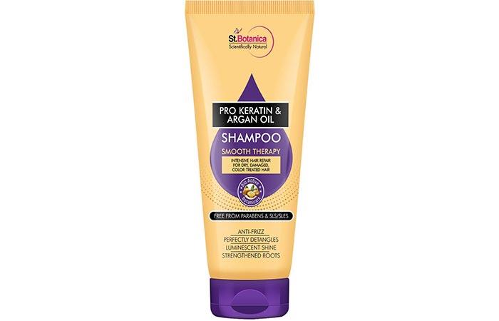 St.Botanica Pro Keratin & Argan Oil Shampoo