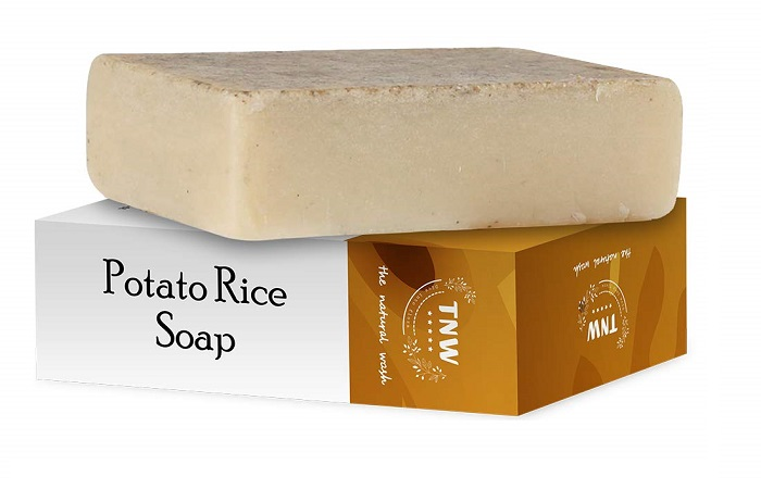 TNW Potato Rice Soap