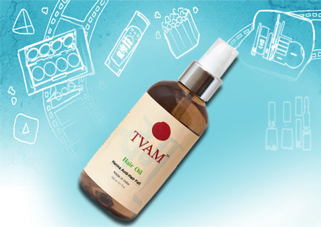 TVAM Henna Hair Growth Tonic