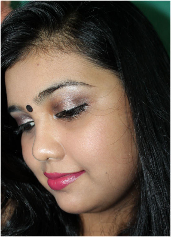 Tamil Bridal Makeup 10