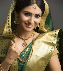 Tamil Bridal Makeup – Step By Step Tutorial With Pictures