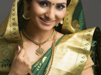 Tamil Bridal Makeup - Step By Step Tutorial With Pictures