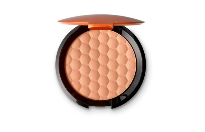 The Body Shop Honey Bronzing Powder - Bronzers