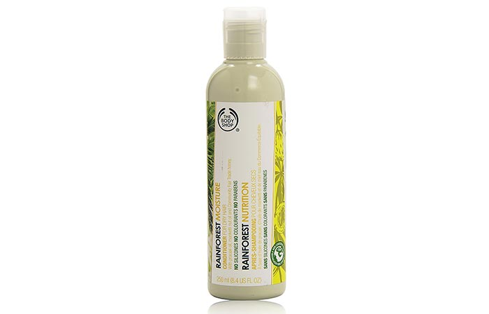 The Body Shop Rainforest Moisture Conditioner - Hair Conditioners
