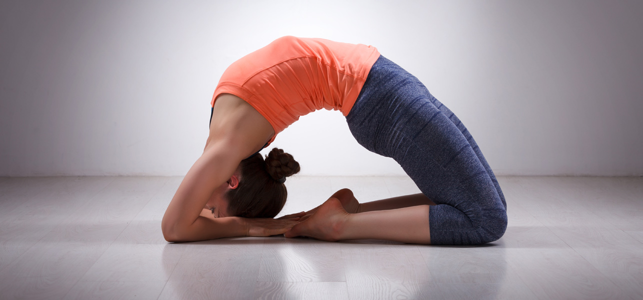 The Kapotasana And What Are Its Benefits