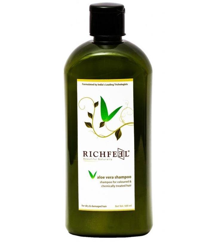 Top 10 Aloe Vera Shampoos Available In India – 2021
